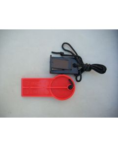 safety key for treadmill